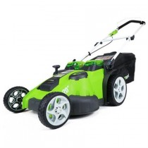 $210 Off Greenworks G-MAX Cordless20 in. 2-in-1 Twin Force Lawn Mower for $279.99 W/ Coupon plus Free Shipping