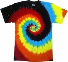 Tie Dye T-shirts Sale Starting $11.69