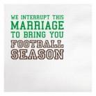 The Perfect Football Wedding Theme – Seattle Seahawks Themed Wedding