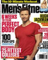MEN'S FITNESS $3.99 for One Year