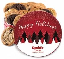 25% Off Thanksgiving at David Cookies