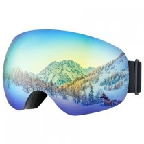 Save $113 on a Ski Snowboard Goggles with UV400 Protection for $26.99 after instant rebate with free shipping