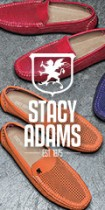 50% Off Accessories w/ Shoe Purchase at Stacy Adams