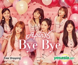 Apink – Bye Bye (Japan Version) $18.49
