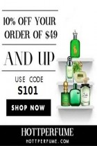 Hott Perfumes Coupons – 10% off $49+