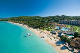 65% off Sandals Grande Antigua All-inclusive Plus $635 Flight Credit