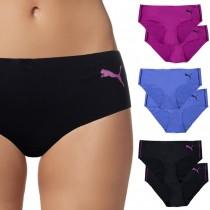 6pk Puma Women's Panties $14.99