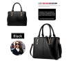 80% off TcIFE Women Top Handle Satchel Handbags Tote Purse $23.99