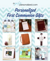Personalized Easter Gifts 10% Off Holy Communion Plus Free Shipping on $50+ Orders