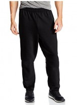 Hanes Men's EcoSmart Fleece Sweatpant (Pack of 2) $16 w/ Free Shipping