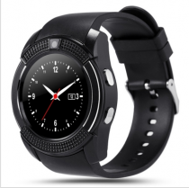Get 40% off White Independent HD Resolution Camera Bluetooth Smart Watch