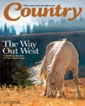 COUNTRY MAGAZINE $8.99 for 1 Year