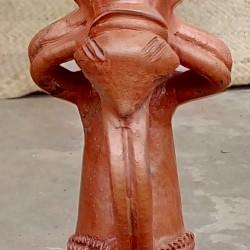 1'x3″ Terracotta Horse