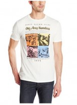 $26.21 off Lucky Brand Men's on Any Sunday Tee $13.29 Was $39.50