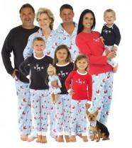 Family Matching Winter Snowman Pajamas Extra 15% Off