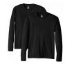 Hanes Men's Long Sleeve Cool Dri T-Shirt UPF 50+ (Pack of 2) $18 plus FREE Return