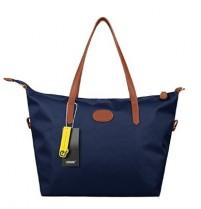 14% off ECOSUSI Women Fashion Nylon Shoulder Tote Bag Medium Travel Handbags $11.99